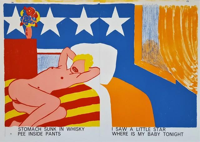 Tom Wesselmann, 'Untitled (1¢ Life)', 1964, Graves International Art