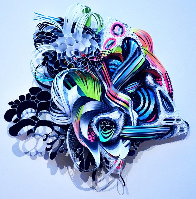 , 'Paroxysm Bloom IV,' 2017, StolenSpace Gallery