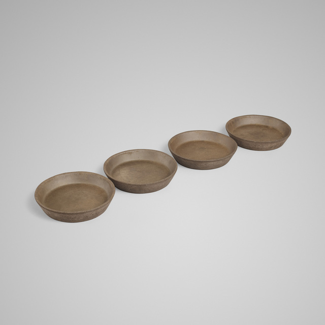 Bergs Potter, 'shallow bowls, set of four', Wright