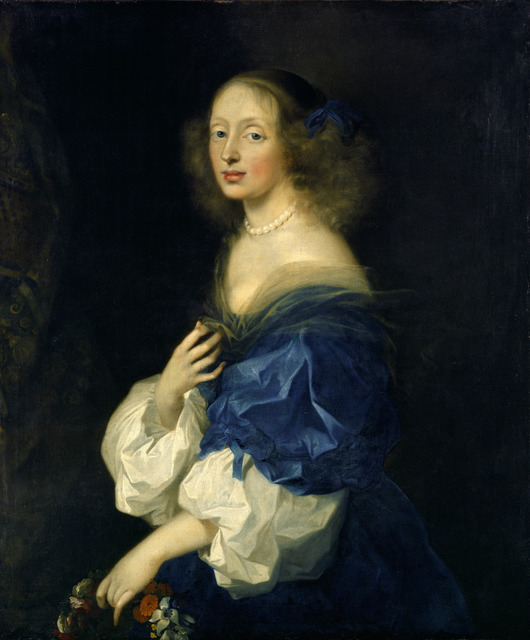 Sébastien Bourdon, 'Countess Ebba Sparre', 1652/1653, National Gallery of Art, Washington, D.C.