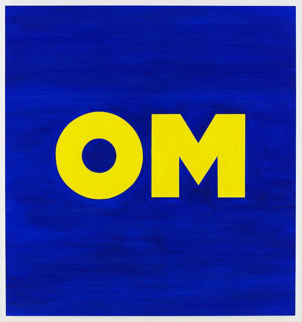 , 'OM,' 2013, Brand New Gallery