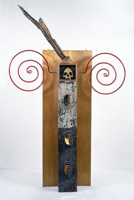 , 'Radio Momo,' 1962, Musée du quai Branly