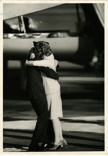 Ralph Nelson, 'Freed Prisoner from North Vietnam Returns Home', 1970s, Be-hold
