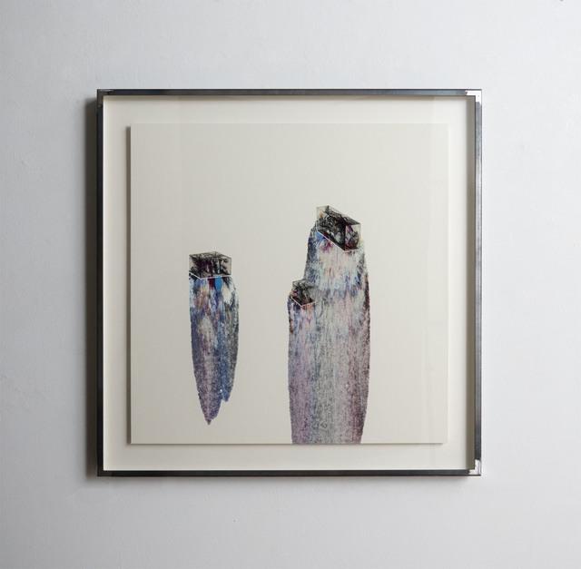 , 'ghost-running_9-3,' 2019, Anne Mosseri-Marlio Galerie