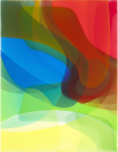 , '#01953 cascade2 ,' , NUNU FINE ART