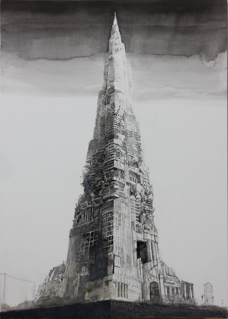 , 'Foresight - Burj Khalifa,' 2017, Art Front Gallery
