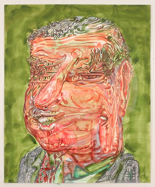 , 'Tricky Dick,' 2015, Pierogi