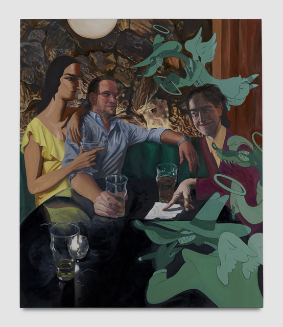 , 'Spirits and Libations ,' 2019, Simon Lee Gallery