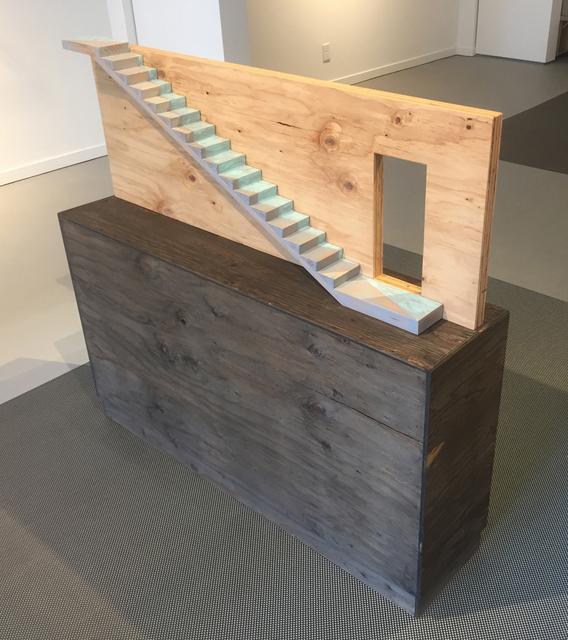 , ' La Vista o El Trayecto,' 2018, G. Gibson Gallery