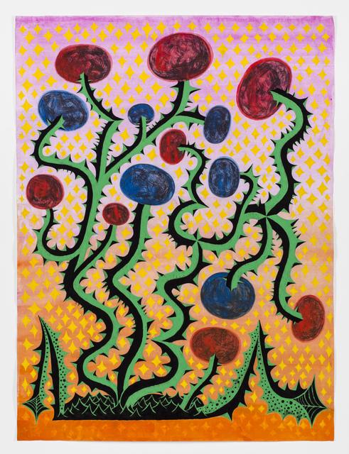 , 'Strange Growths,' 2047, Fleisher/Ollman