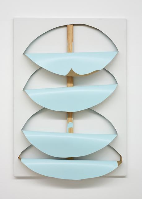 , 'Untitled (Blue),' 2018, Taubert Contemporary
