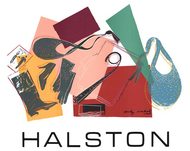 Andy Warhol, 'Halston', 1982, Print, Silkscreen, ArtWise