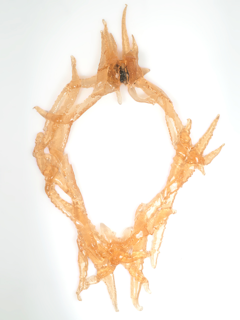 , 'Amber, Necklace,' 2015, The Gallery at Reinstein|Ross