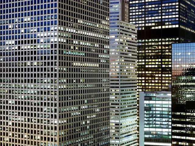 , 'Transparent City #01,' 2007, CHRISTOPHE GUYE GALERIE