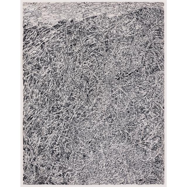 Jean Dubuffet, 'Paysage', juin 1960, PIASA