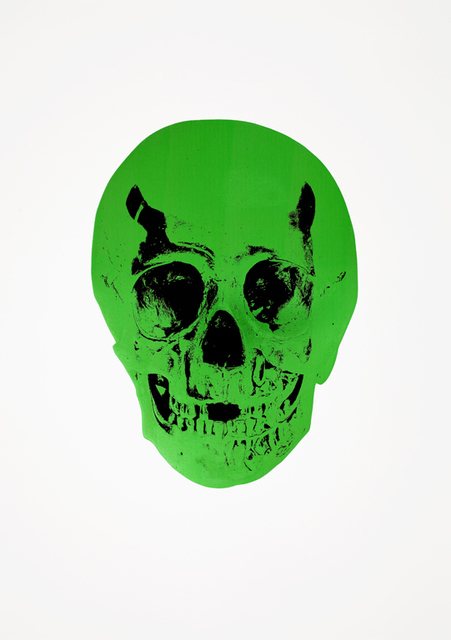 , 'The Sick Dead - Lime Green/Raven Black ,' 2014, Other Criteria