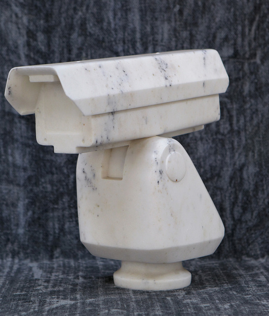 , 'Surveillance Camera,' 2010, Andy Warhol Museum