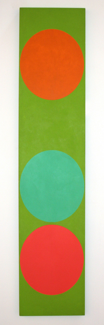, '3 on Green,' 1963, David Richard Gallery
