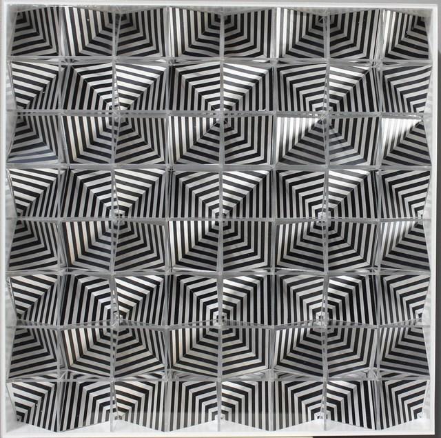 , 'Spazio Cubico 64 Cubi,' ca. 1970, TAG TheArtGallery