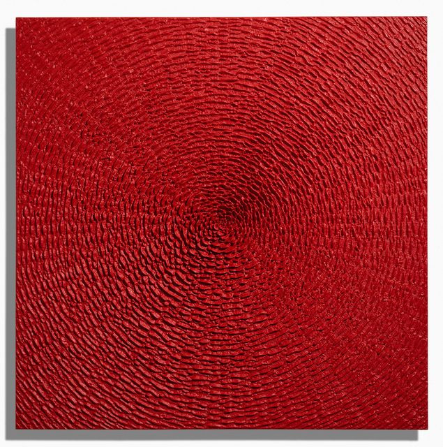 , 'New Red Bloom,' 2019, Heather Gaudio Fine Art