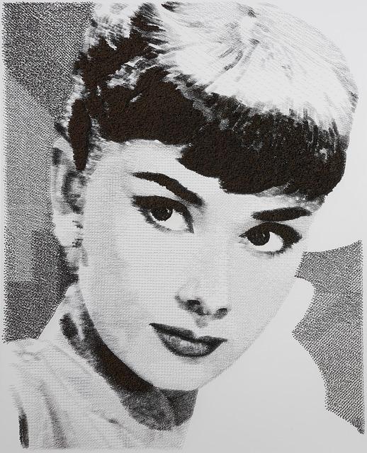 , 'Audrey Hepburn ,' 2017, Art Park
