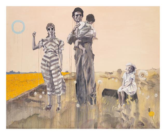 , 'Not in Kansas,' 2016, Nancy Hoffman Gallery