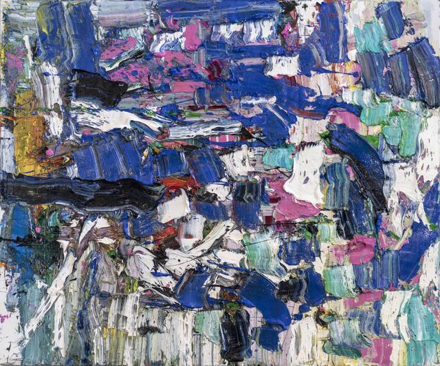 , 'Between Waves,' 2016, Odon Wagner Gallery