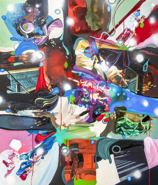 , 'Chutes Too Narrow ,' 2008, Treason Gallery