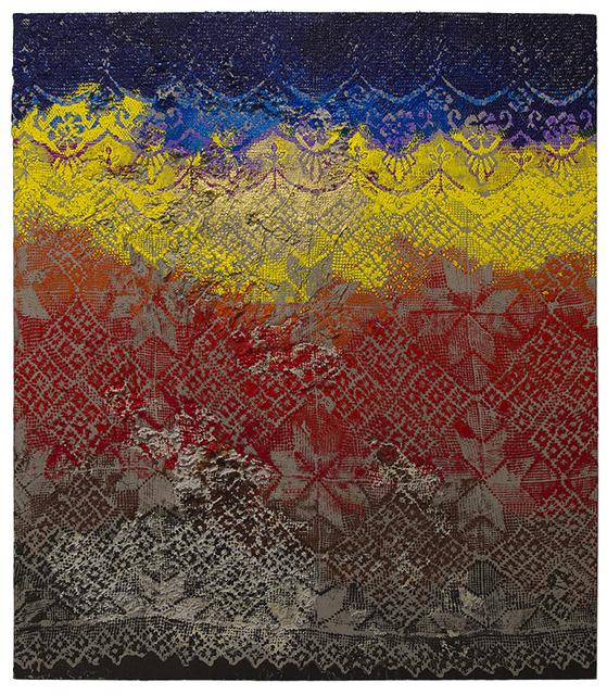 Naomi Safran-Hon, 'Fields of Color', 2016, Slag Gallery