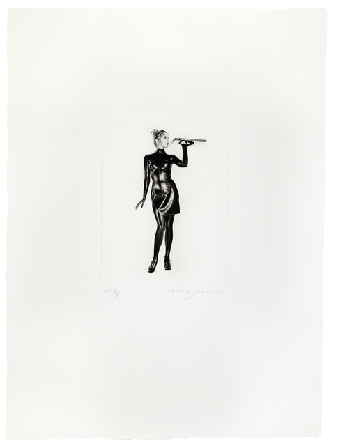 , 'Waitress III,' 1999, Sims Reed Gallery