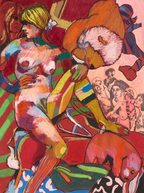 , 'Alibi,' 1966, Diane Rosenstein