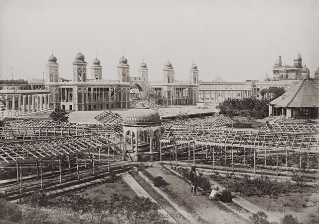 , 'Qaisar Bagh In Lucknow ,' 1862, Getty Images Gallery