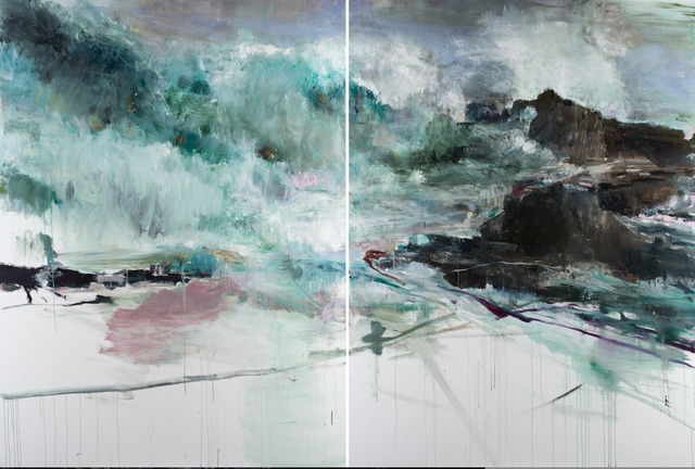 , 'La tempête,' 2016, Dolby Chadwick Gallery