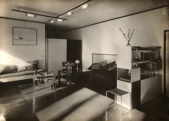 Walter Gropius, 'Masters' House Interior', 1925-1932, Black Mountain College Museum and Arts Center