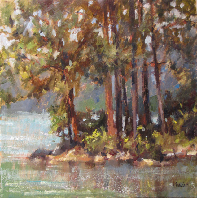 , 'Lake Escape,' , Beverly McNeil Gallery