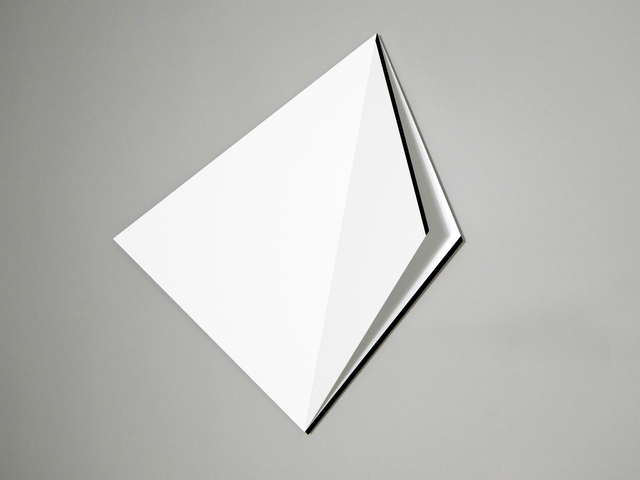 , 'Fächer II,' 2018, Galerie La Ligne