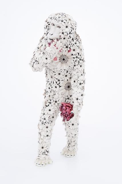 , 'Monkey and Fruits,' 2015, Gallery Kogure