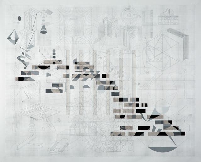 , 'Desarollo 5, from the series Desarrollo ,' 2016, Galeria Nara Roesler