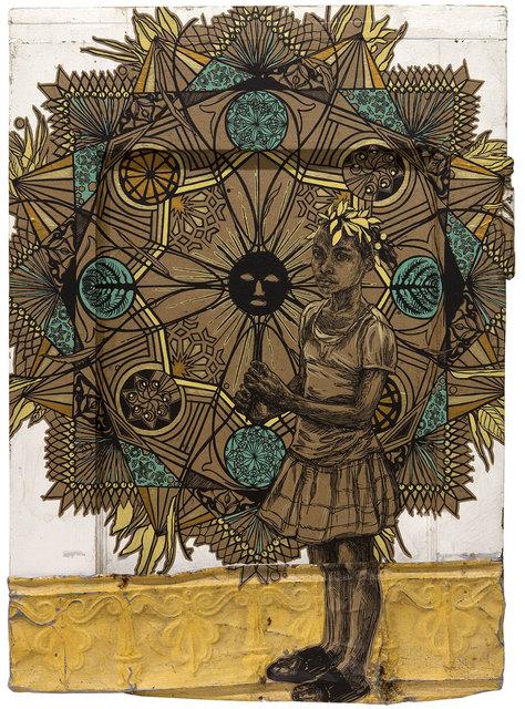 , 'Edline,' 2016, Black Book Gallery