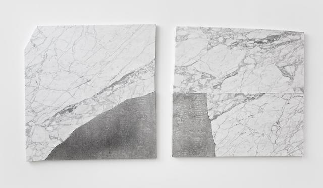 , 'Late Lugano,' 2014, Rachel Uffner Gallery