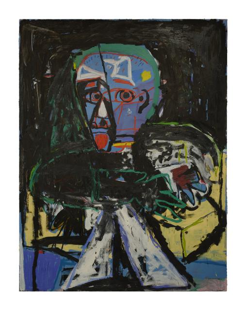, 'Abstract: Figure, Mischievous Drummer, Alex,' 2013, FRED.GIAMPIETRO Gallery