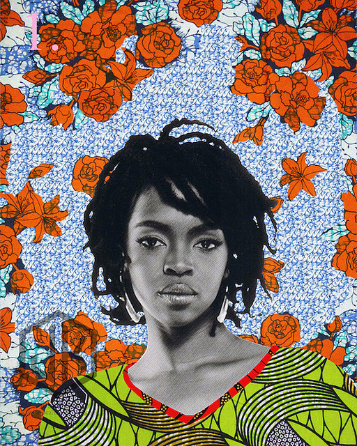 Makeba Rainey, 'Lauryn Hill', InLiquid