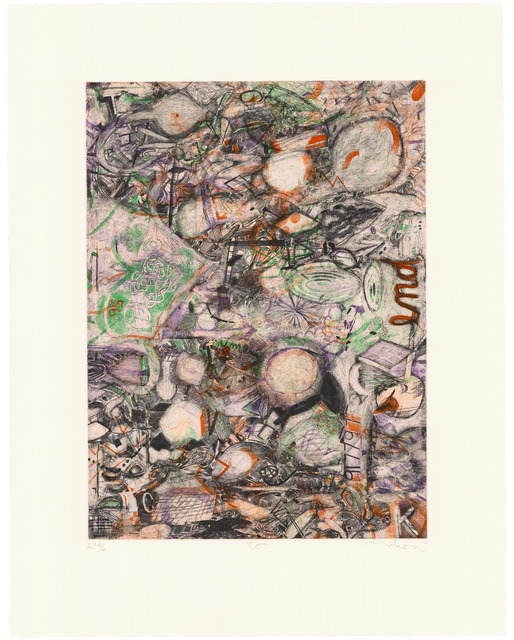, 'to,' 2013, Universal Limited Art Editions
