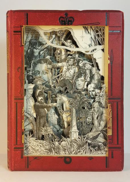 , 'British Battles, 1900,' 2017, Victor Lope Arte Contemporaneo