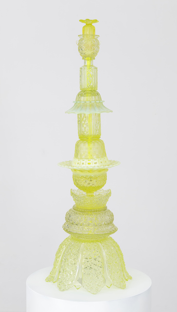 , 'Uranium Stalagmite,' 2015, Peana Projects
