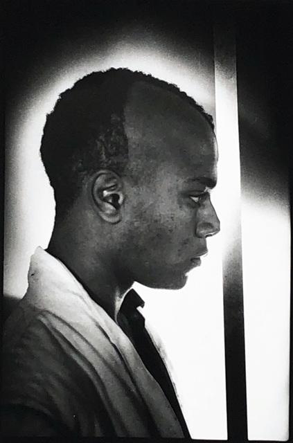 Nicholas Taylor, 'Basquiat photograph 1979 ', 1979, Lot 180