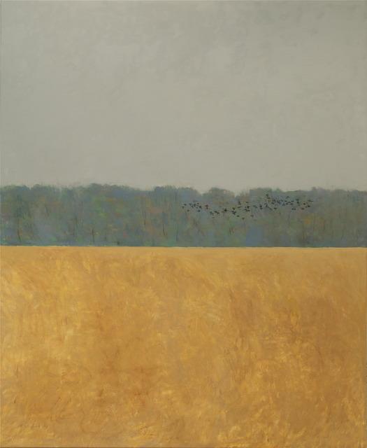 , 'Autumn - Blackbirds,' , Jonathan Cooper, Park Walk Gallery