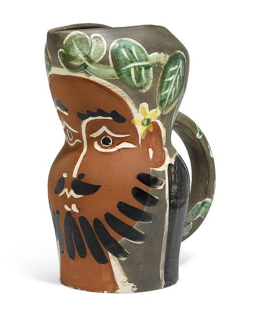 Pablo Picasso, 'Le barbu', 1953, Koller Auctions