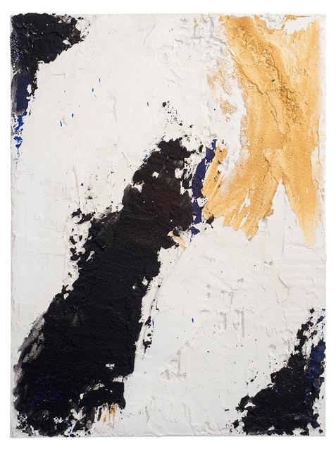 , 'Bianco, Oro, Nero ,' 2011, Contini Art UK