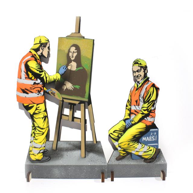 , 'Mona Lisa (Set,' 2018, S16 Gallery